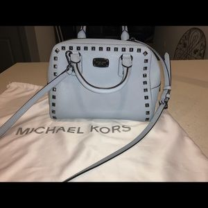 Baby Blue MICHAEL KORS Purse
